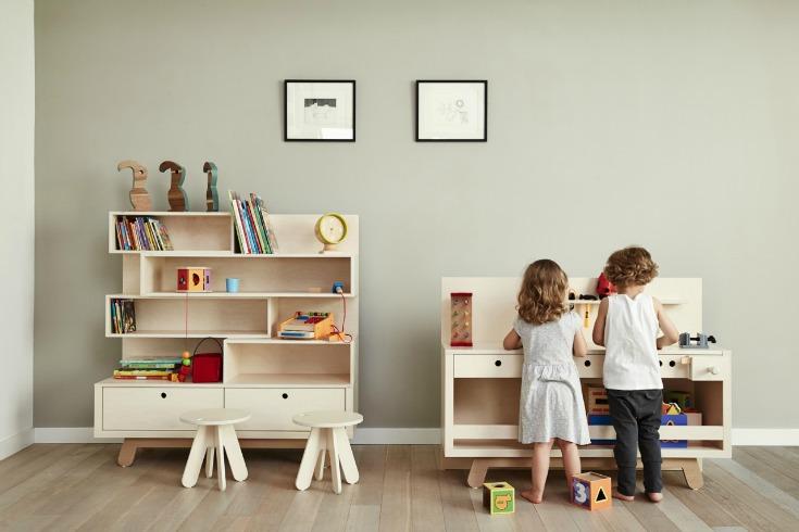 Kutikai Functional and Creative Furniture for Kids