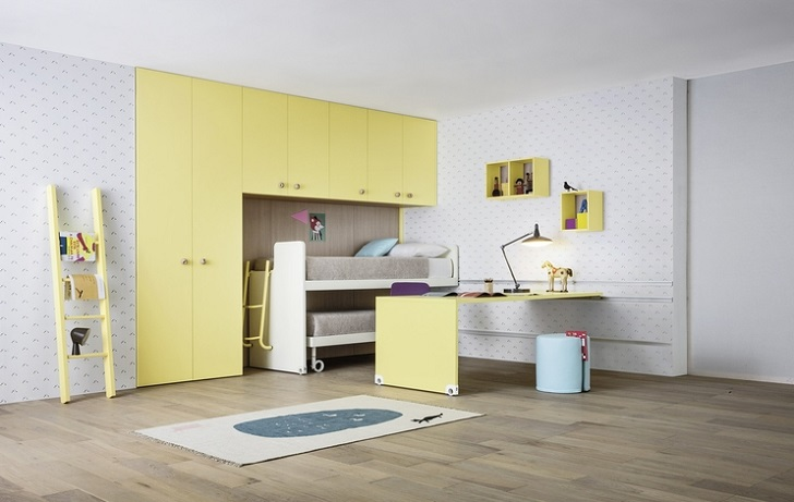 Young Rooms and Modular Children Furniture  Petit  Small