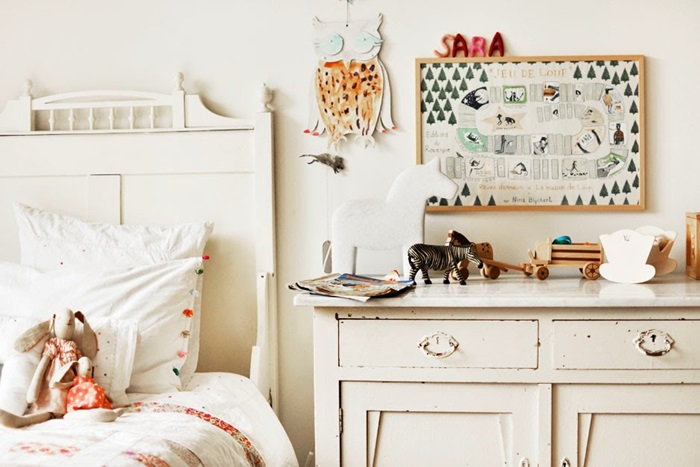 How to Get the Look BohemianStyle Kids Bedroom  Petit