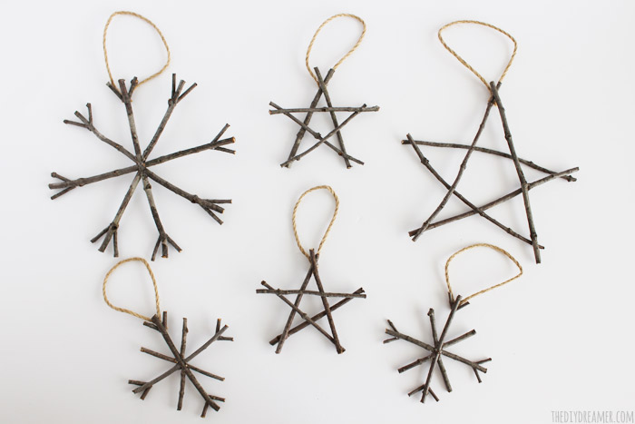 rustic-twig-Christmas-ornaments