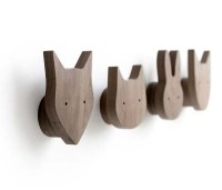 20 Wall Hooks For Children's Rooms - Petit & Small