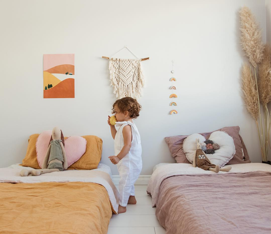 the prettiest shared rooms