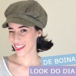 Look do Dia: de Boina Verde