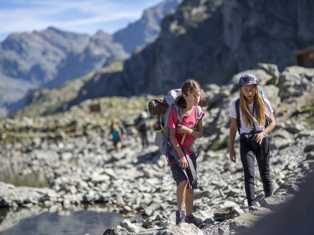10 trucs pour motiver vos enfants à faire de la randonnée