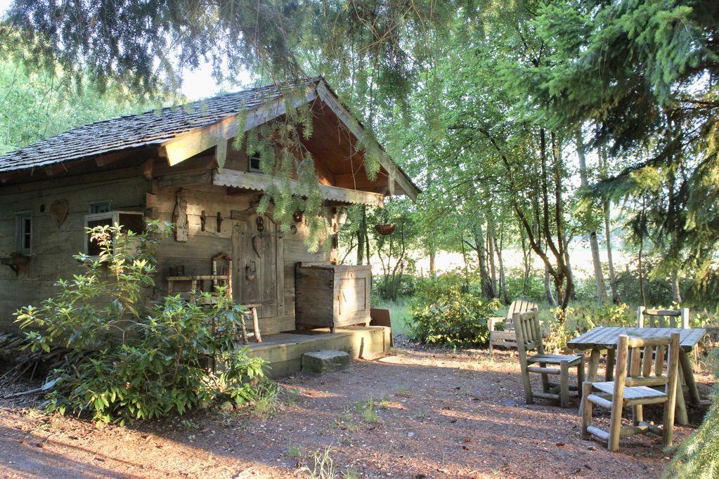 Cabane à Rambouillet