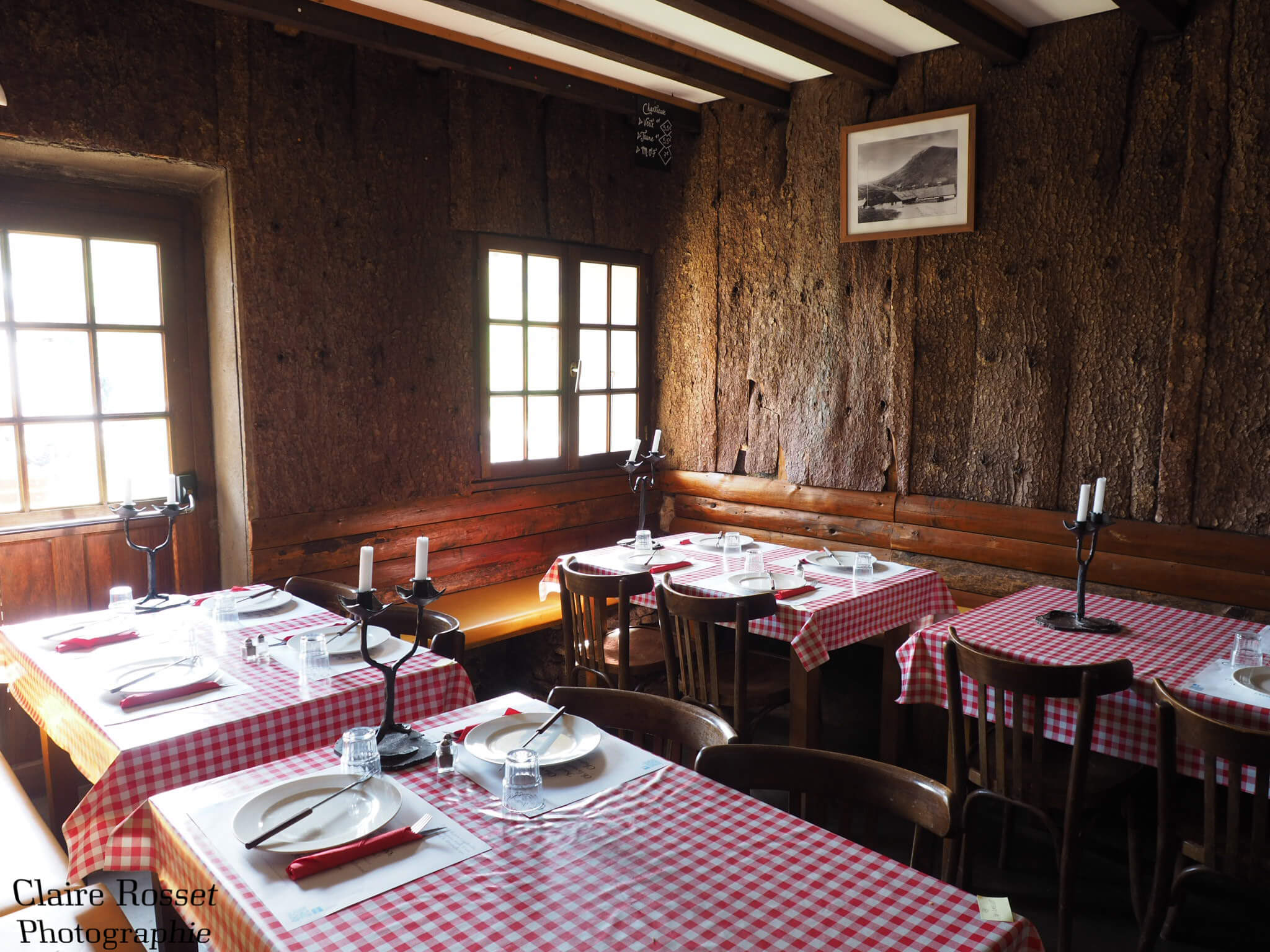 Auberge du Charmant Som © Claire ROSSET