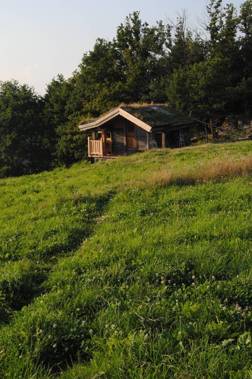 cabane dans l'Aveyron ©Airbnb