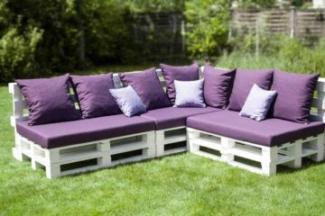 canape terrasse palette
