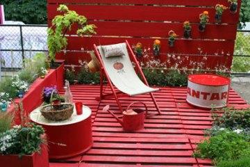 Fabriquer Une Terrasse Pas Cher