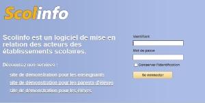 Site Scolinfo