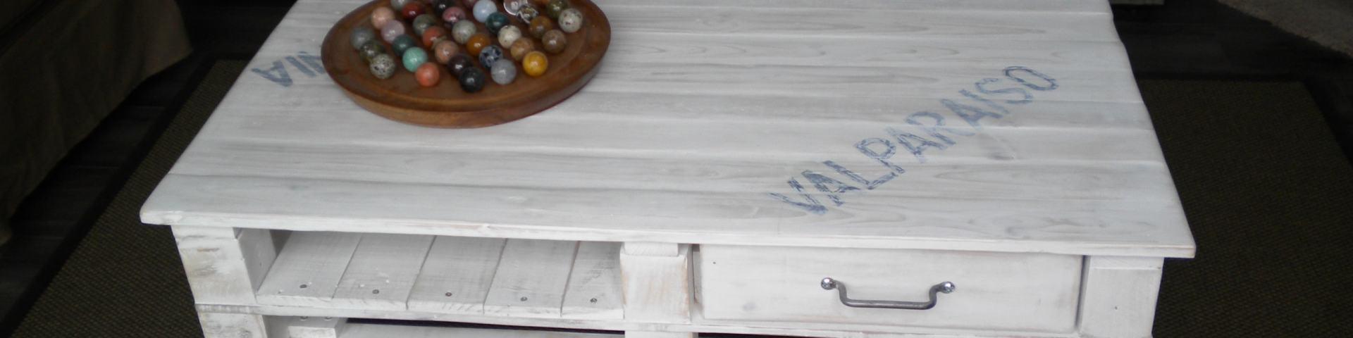 Table Palette Roulette