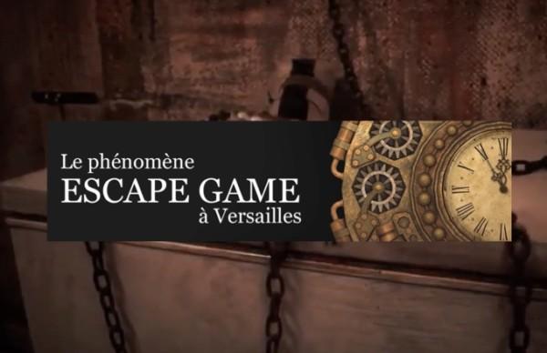 Escape Game Versailles