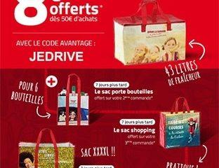 Code Promo Auchan Drive
