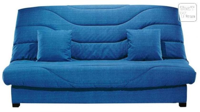 canape clic clac conforama canap palettes. Black Bedroom Furniture Sets. Home Design Ideas