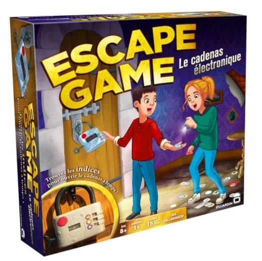 escape game carrefour