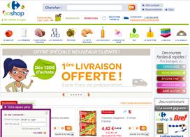Livraison Courses A Domicile Carrefour