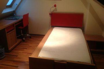 canapé lit maison du monde