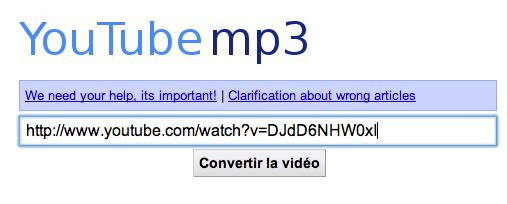convertisseur youtube sécurisé