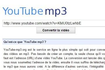 télécharger musique youtube mp3 gratuitement