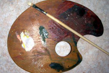 peindre du bois de palette