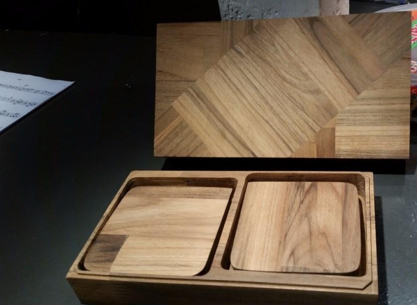 fabriquer une table en palette