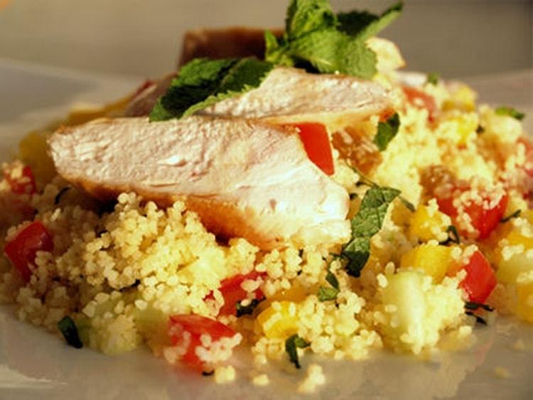 recette de poulet au four