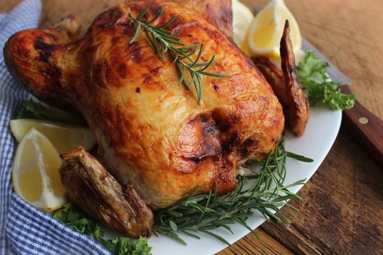 recette de blanc de poulet