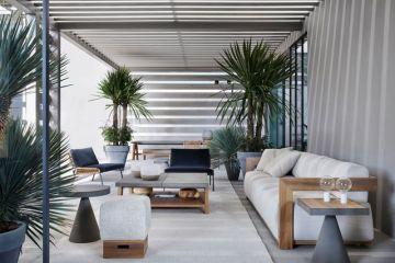 idée aménagement terrasse bois