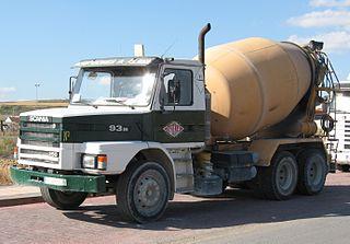 camion toupie