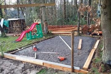 plan abri de jardin