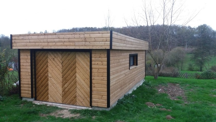 réaliser terrasse bois extérieure