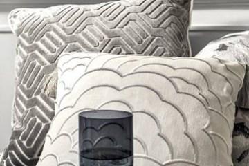 coussin design canapé