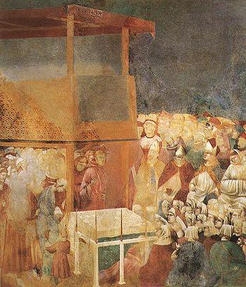biographie de saint françois d'assise