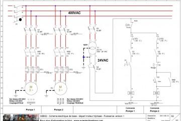 treuil palan électrique 220v