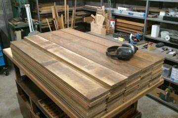 bois exotique pour terrasse en bois