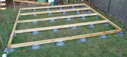 monter sa terrasse en bois