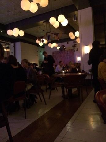 Hix Restaurant London