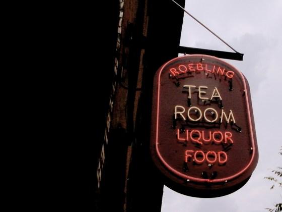 Roebling Tea Room Brooklyn
