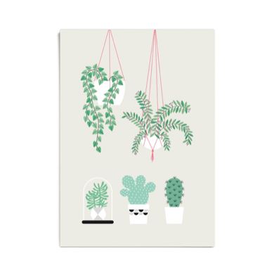 idee-cadeaux-noel-zu-vegetal-affiche
