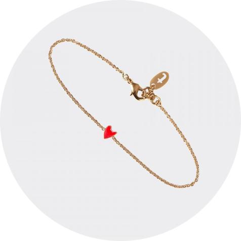 titlee-bracelet-coeur-email-rouge-fêtes-des-grands-mères-plumeti-boutique-idées-cadeaux