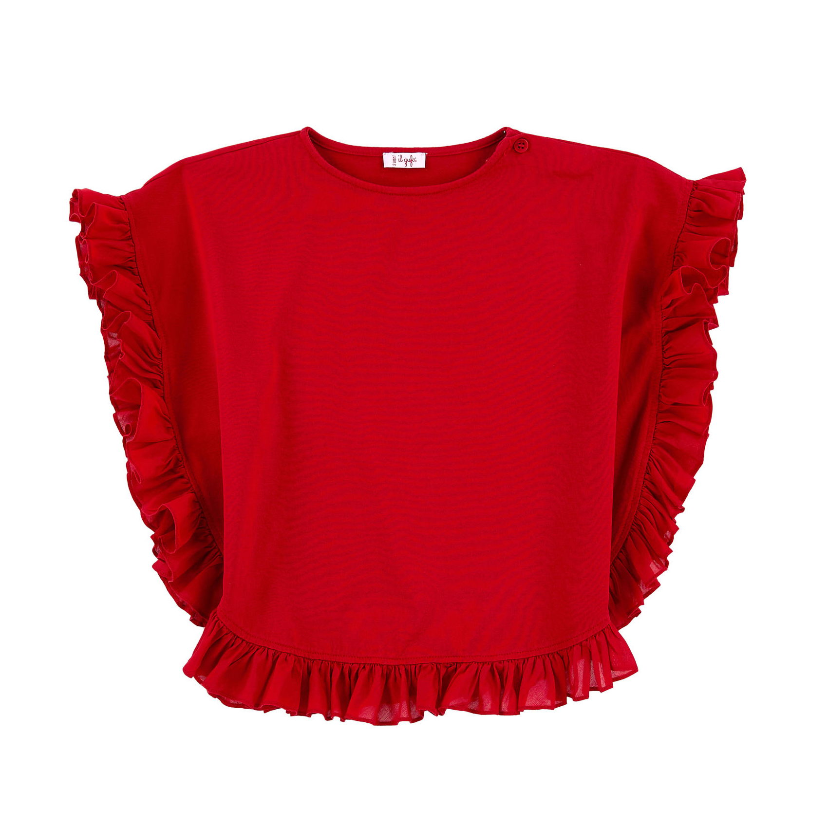 il-gufo-poncho-blouse-rouge-melijoe