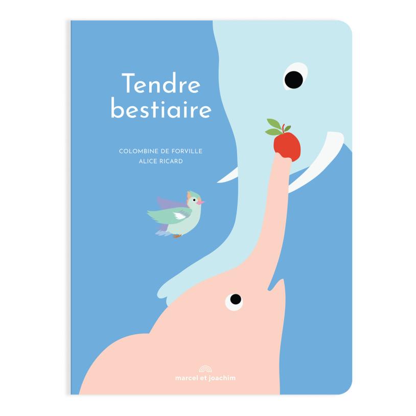 livre-tendre-bestiaire-c-de-forville-et-a-ricard