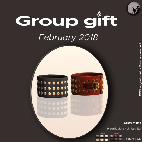 February GroupGift is out ! graphic