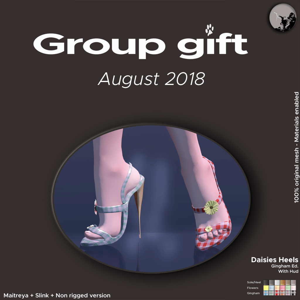 Monthly groupgift (limited recolor ed.)