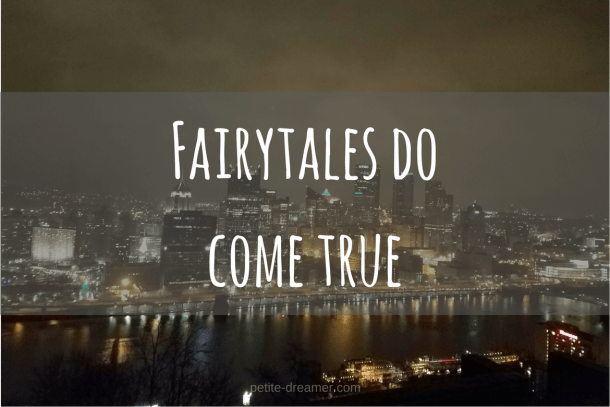 Fairytales do come true