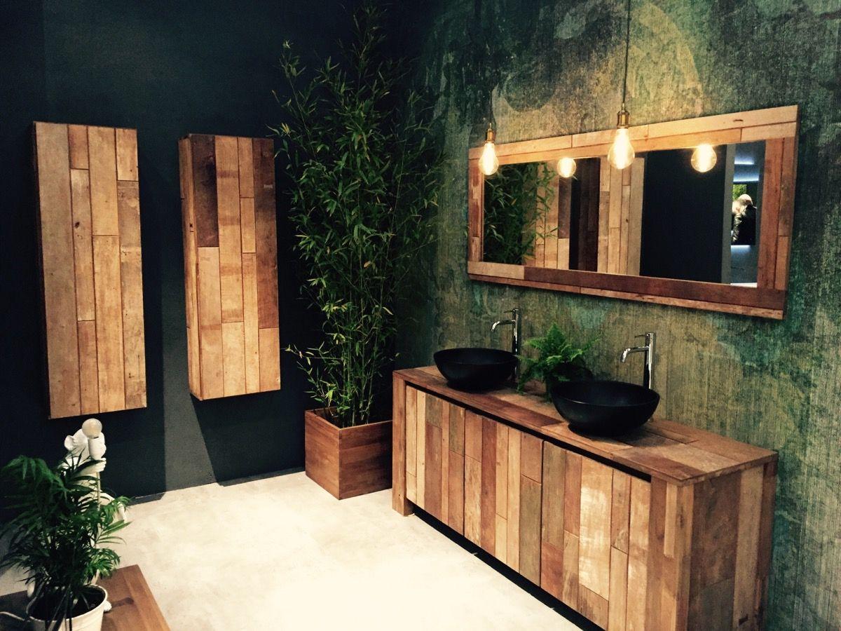 Nos ides pour faire une salle de bain zen  Petite salle