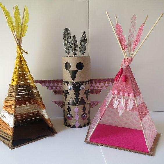 tipi_boho_chic_decoration_babyshower