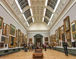 Afternoons at the Tate Britain