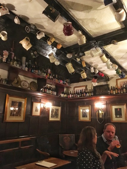 Ye Olde Mitre pub