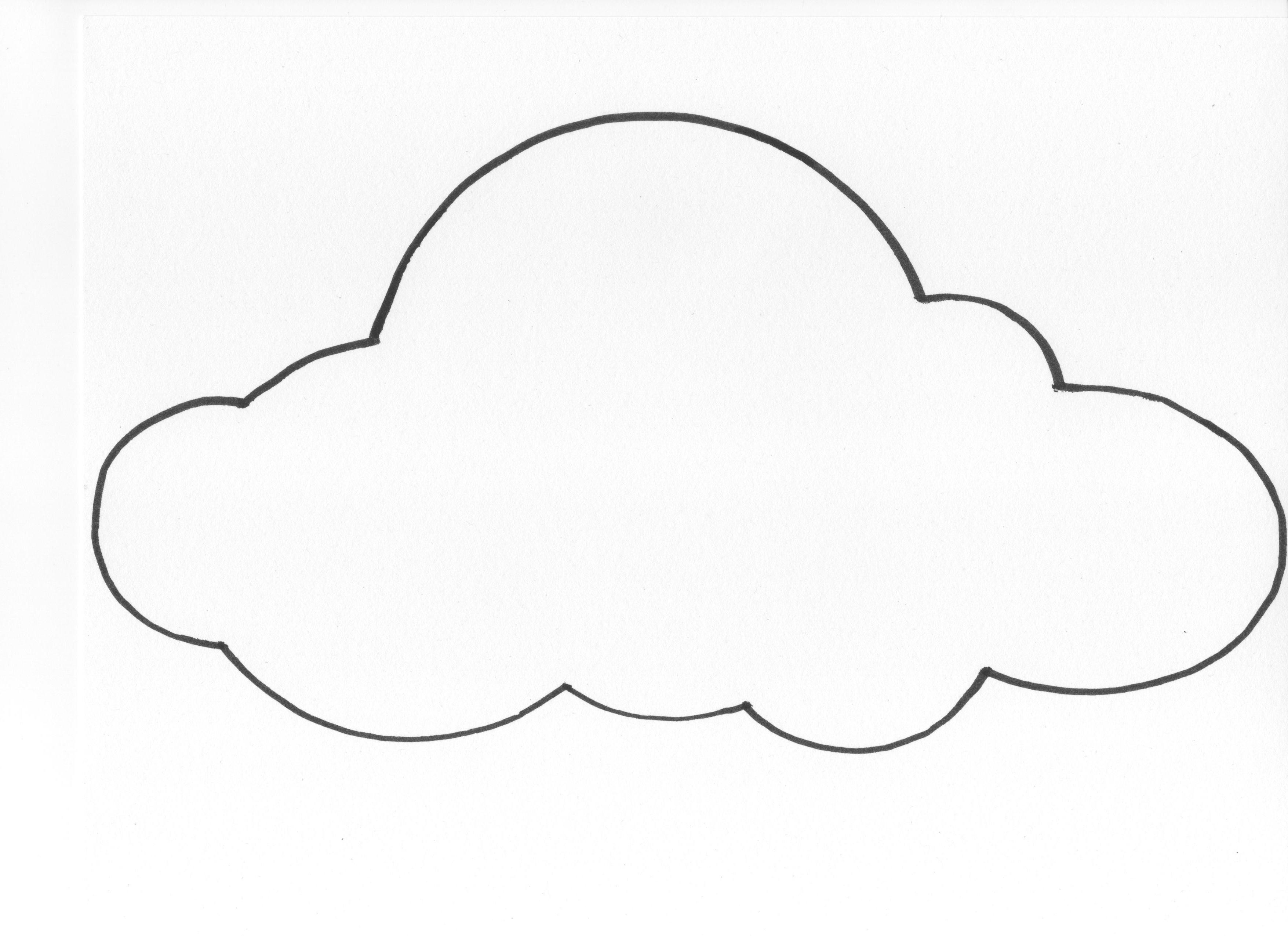 Diy Paper Cloud Mobile Tutorial